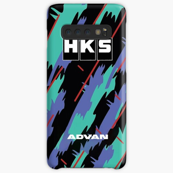 HKS Advan JDM Samsung Galaxy Snap Case