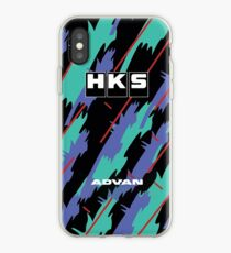 HKS Advan JDM iPhone Case