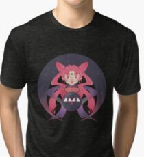 Black Lady Tri-blend T-Shirt