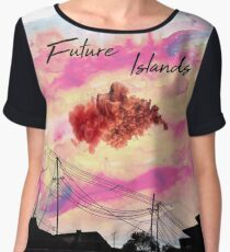 Future Islands Chiffon Top