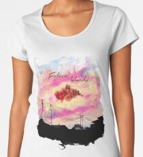 Future Islands Women's Premium T-Shirt