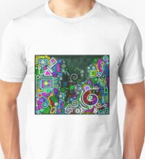 """Midnight Walk"" Unisex T-Shirt"
