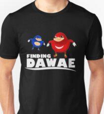 Finding Da Wae Shirt - Ugandan Knuckles Shirt Unisex T-Shirt