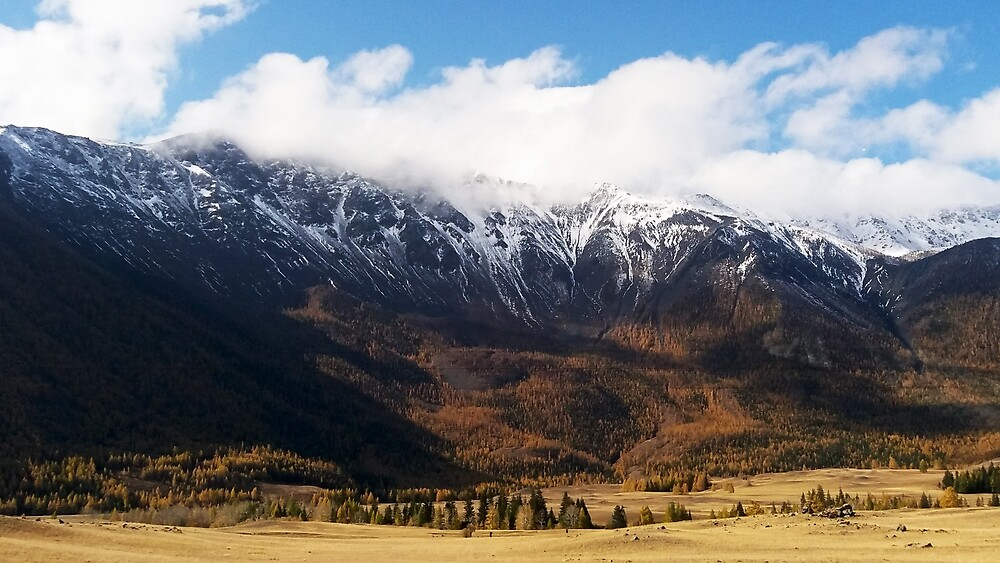 Mountain by ViktoriaB