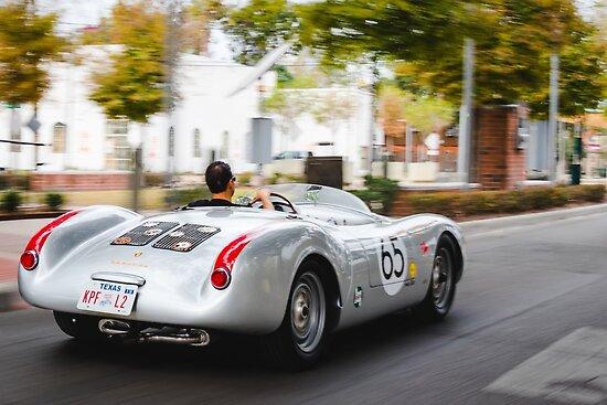 Porsche 550 Spyder by Joshua Wilson