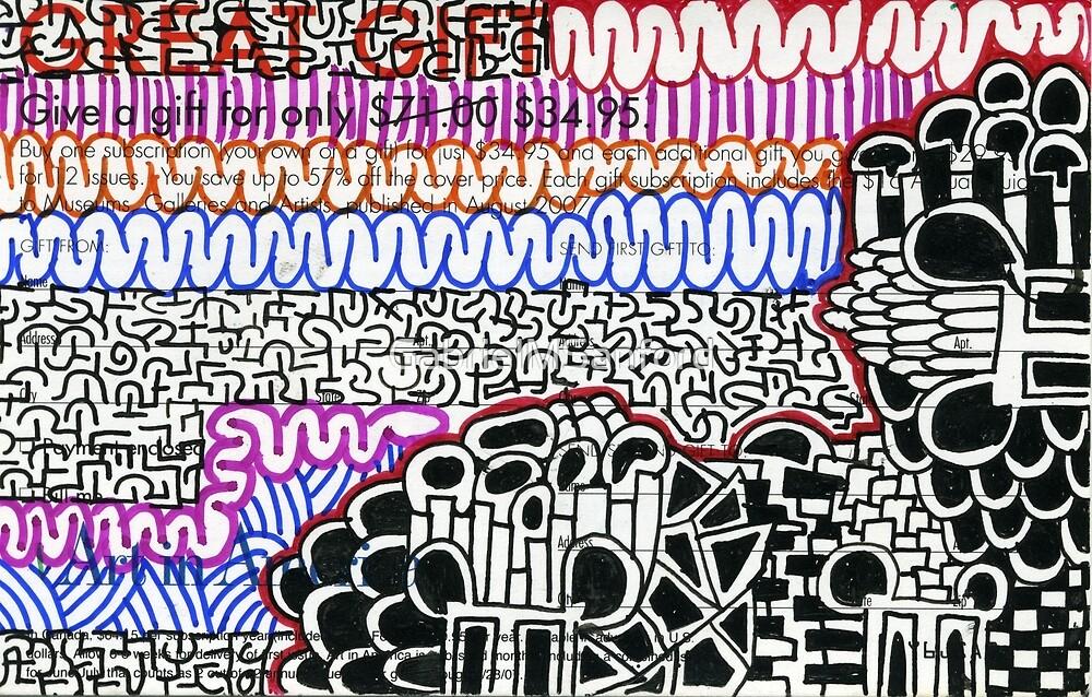 subscription card art #229 by GabrielMSanford