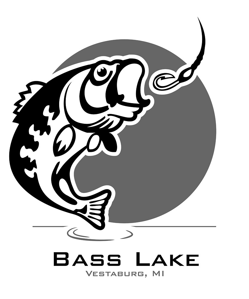 Hooked on Bass Lake - Vestaburg, MI by basslake