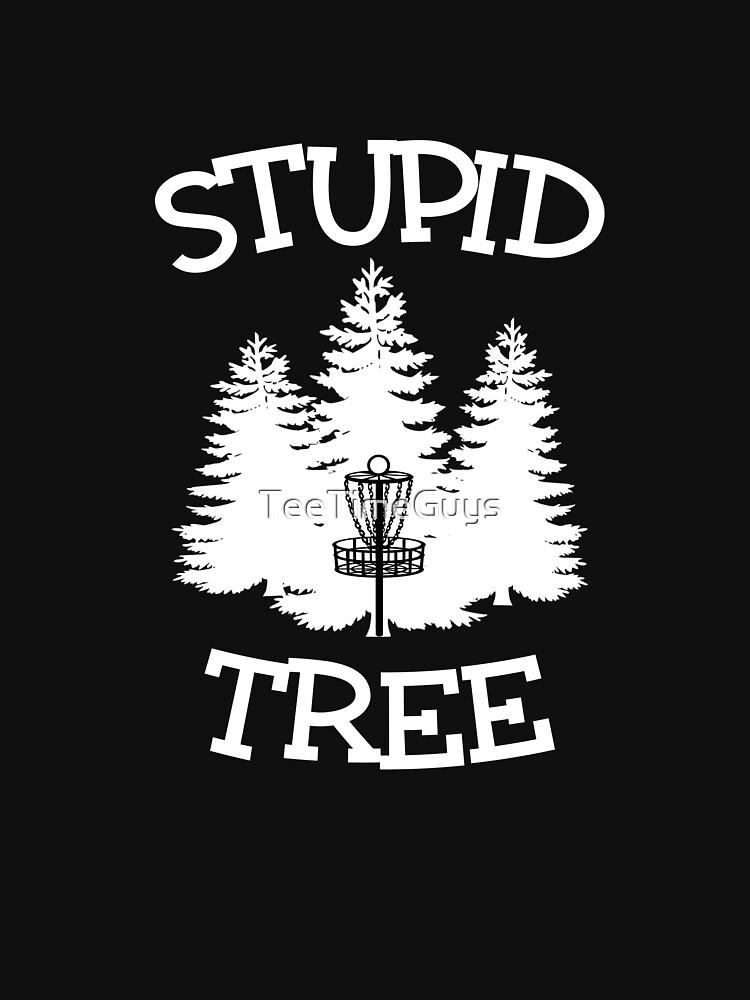 Stupid Tree V9 by TeeTimeGuys