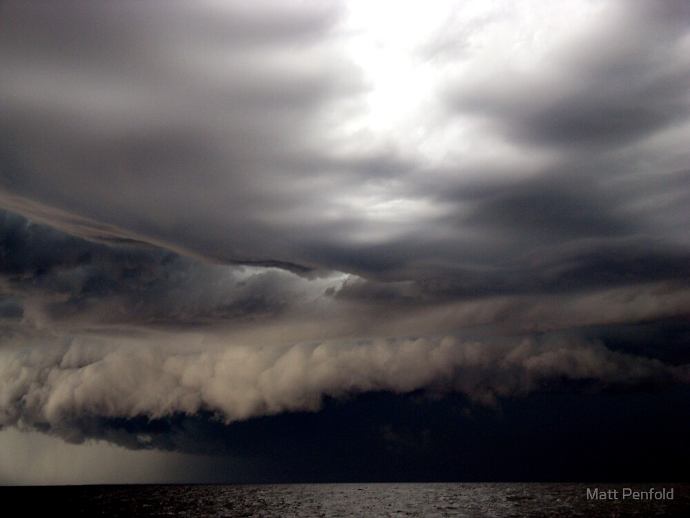 Nasty Storm by Matt Penfold