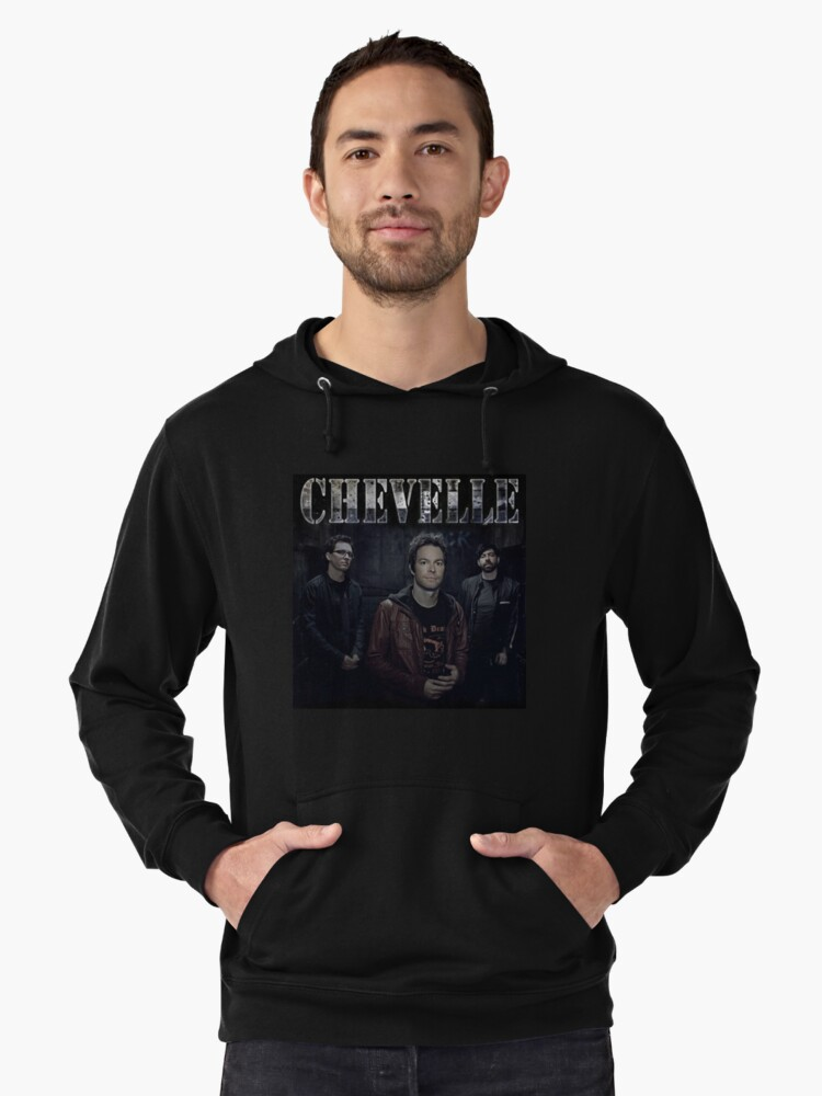 Chevelle Band Music  Lightweight Hoodie Front