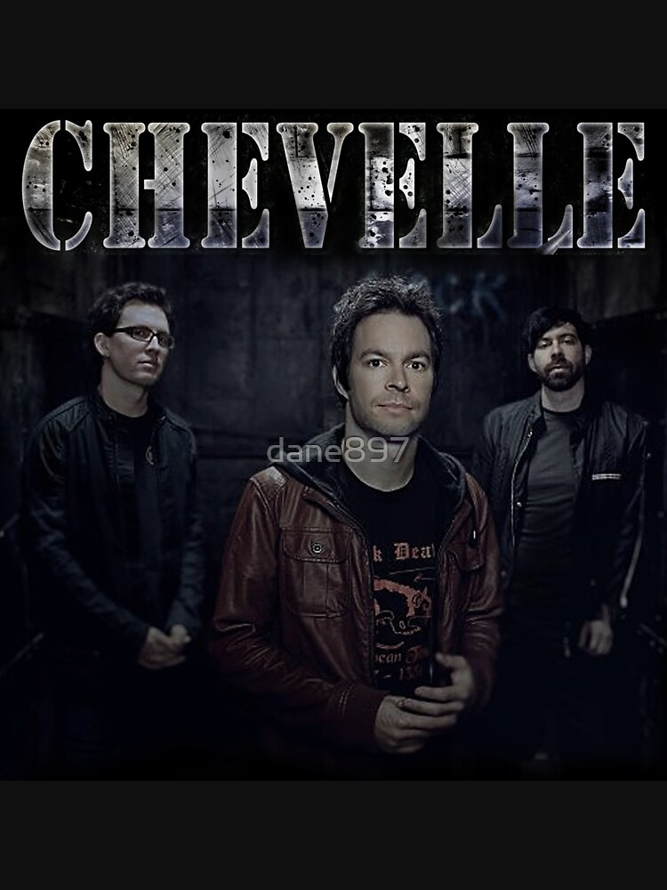 Chevelle Band Music  by dane897