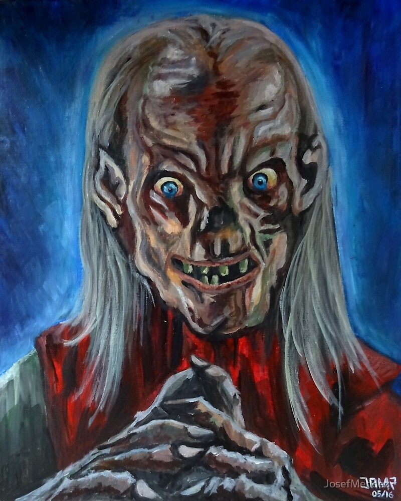 The crypt keeper (tales from the crypt) by JosefMendez
