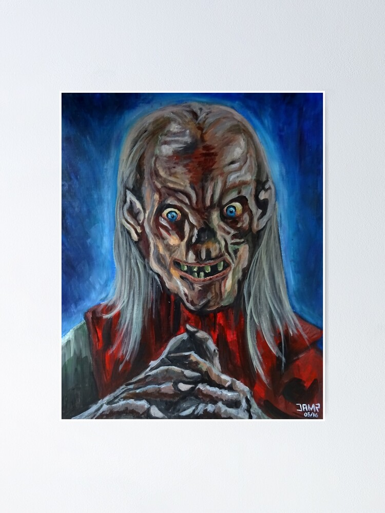 The Crypt Keeper Tales From The Crypt Poster