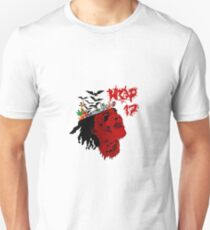 Lil Wop 17 Unisex T-Shirt