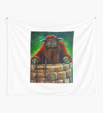Ludo ( Labyrinth) Wall Tapestry