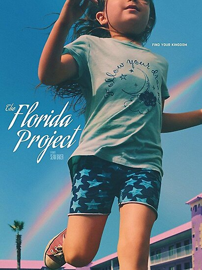The Florida Project Rainbow by DenisWendel