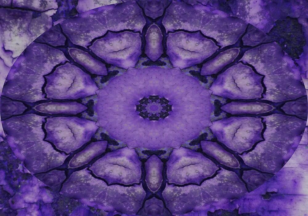 Purple Twirly  by jojobob