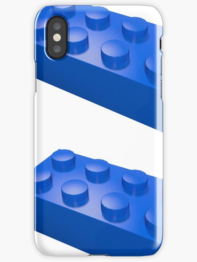 Blue Block by DEZYNZ