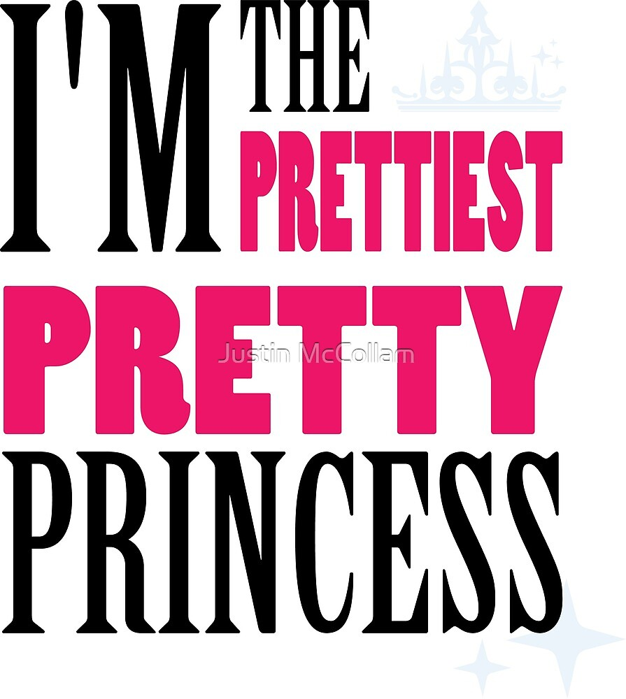 Prettiest Pretty Princes by Justin McCollam