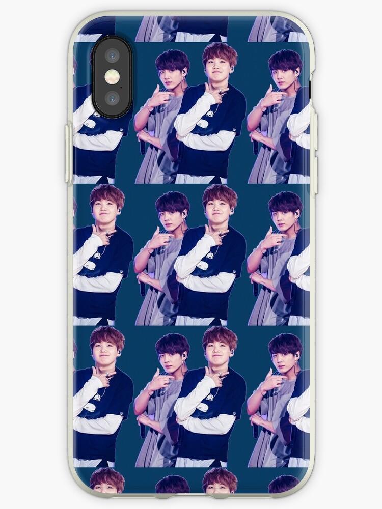 Suga+kookie phone case by infirers