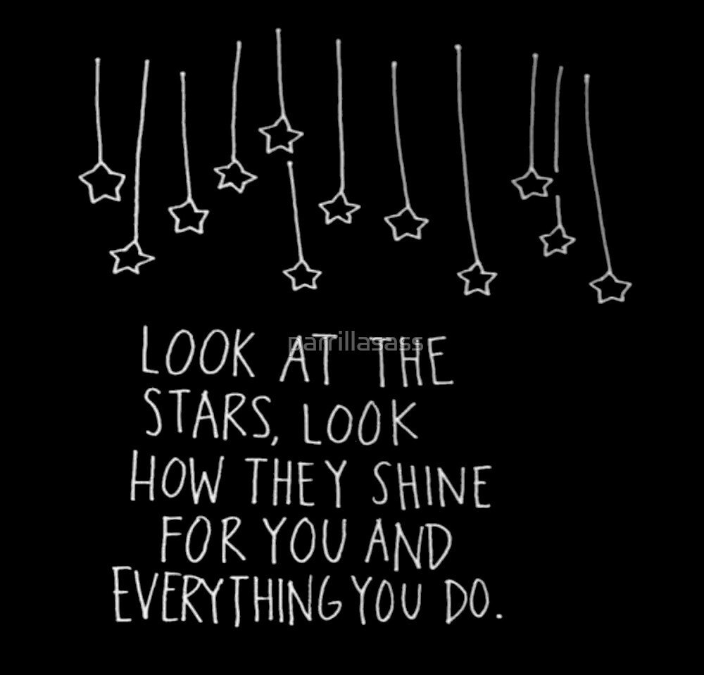 Coldplay//stars by parrillasass