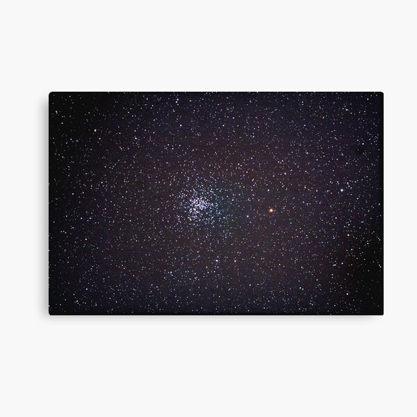 M37 salt and pepper cluster Canvas Print