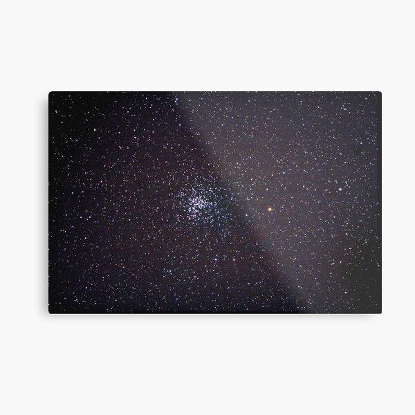 M37 salt and pepper cluster Metal Print