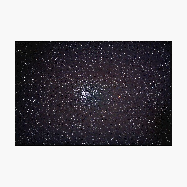 M37 salt and pepper cluster Photographic Print