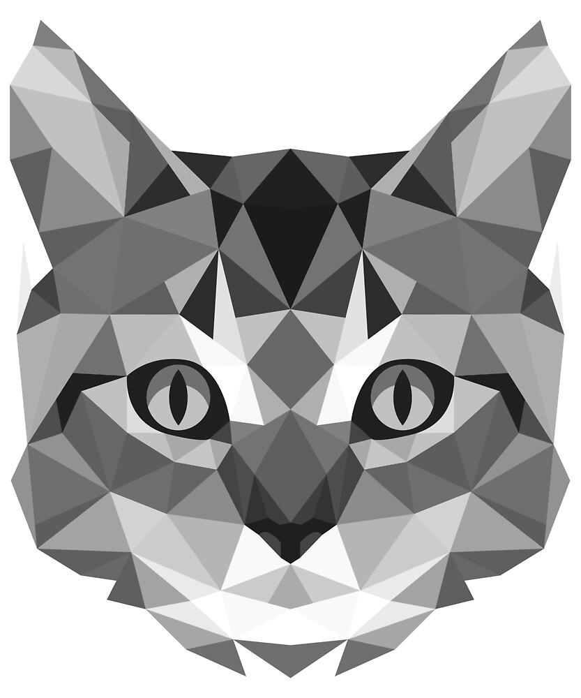 Cat kitten gift by JaNi-Design