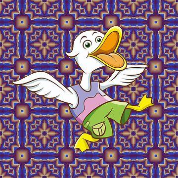 yeah duck by happymigrane