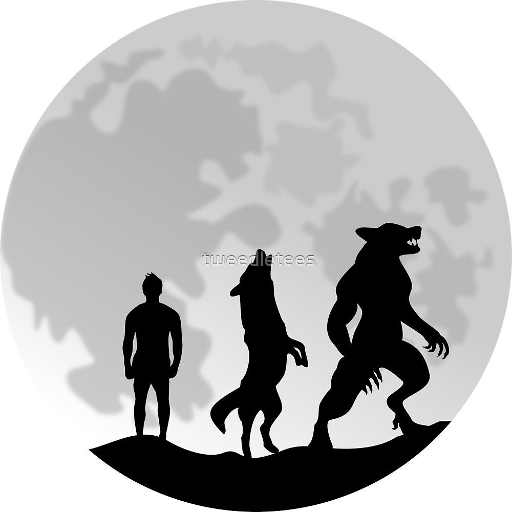 Werewolf Transformation by tweedletees
