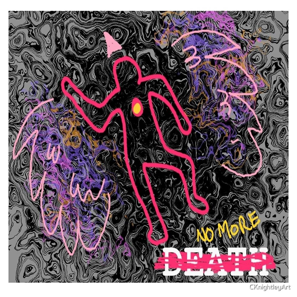 No More Death LGBT art by CKnightleyArt