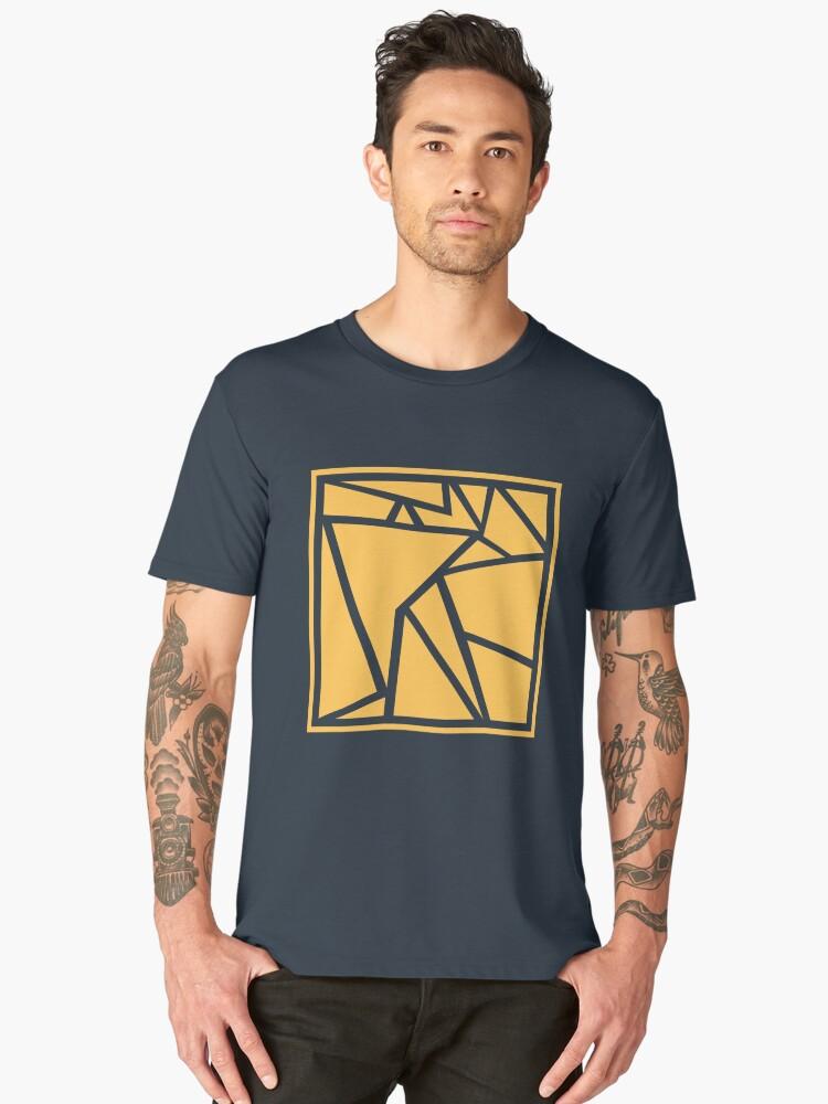 Amazing Grace Men's Premium T-Shirt Front