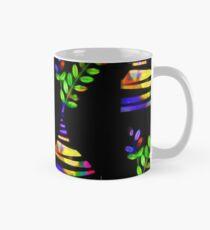 Hippy Dippy Leaves Mug