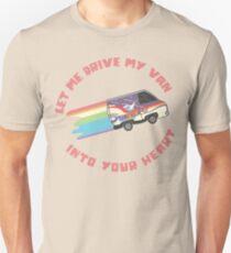Let me drive my van... Unisex T-Shirt