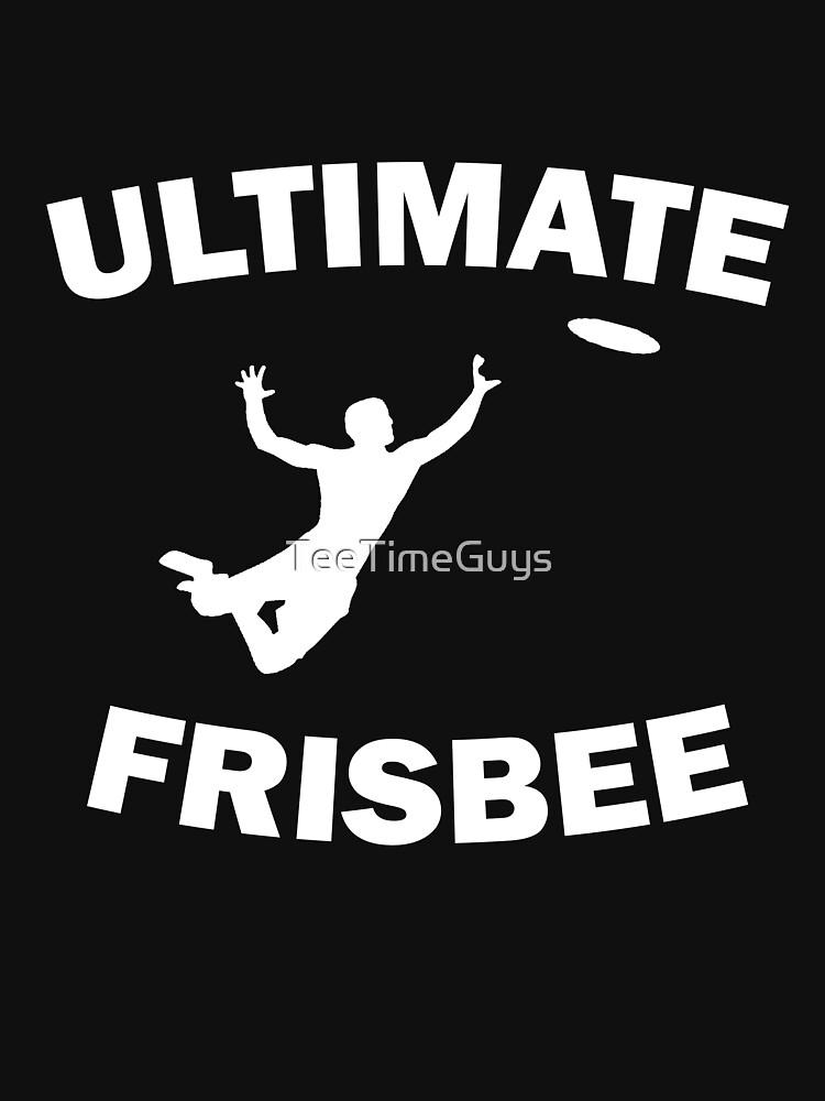 Ultimate Frisbee by TeeTimeGuys