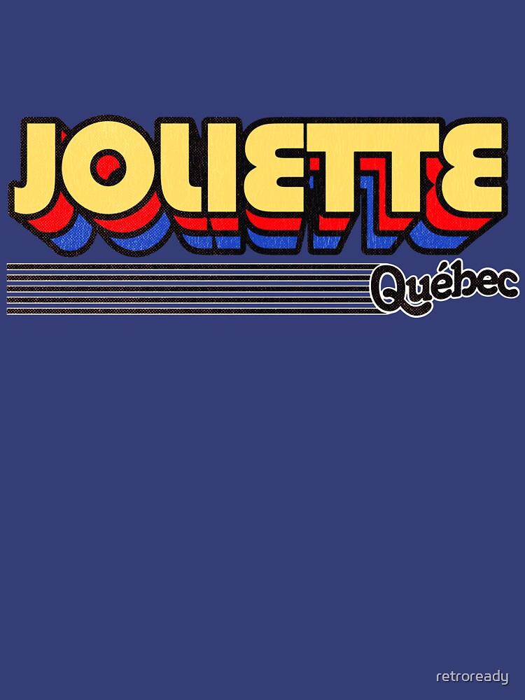 Joliette, Québec   Retro Stripes by retroready