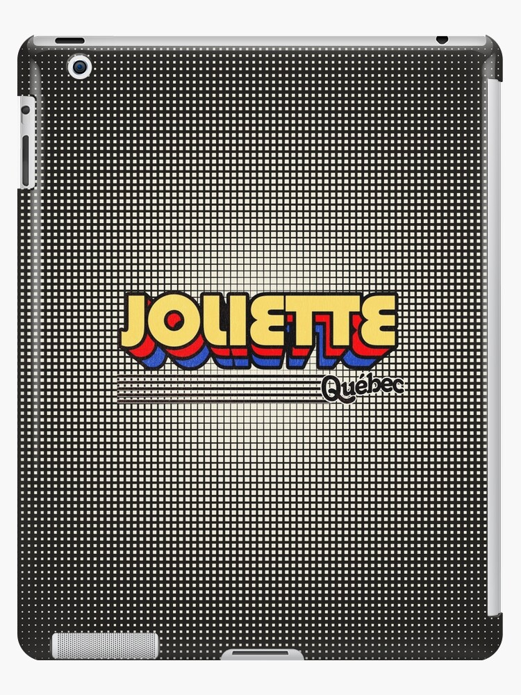 Joliette, Québec | Retro Stripes by retroready