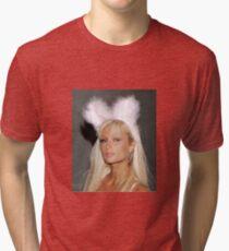 Paris Hilton Tri-blend T-Shirt