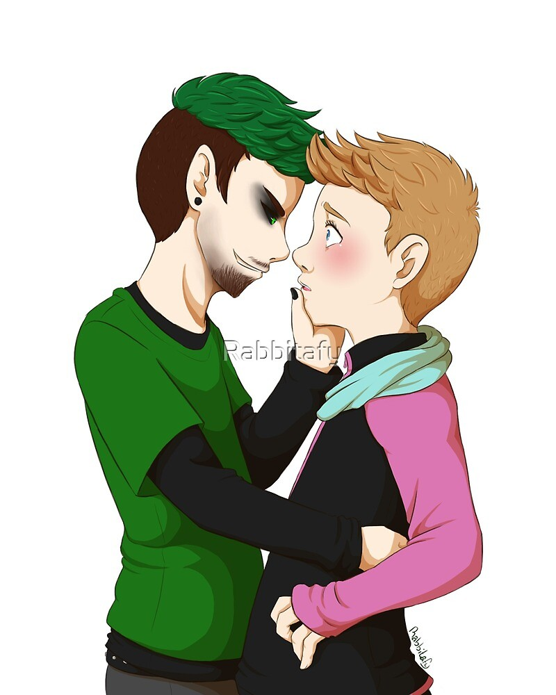 Antisepticeye is Suave by Rabbitafy