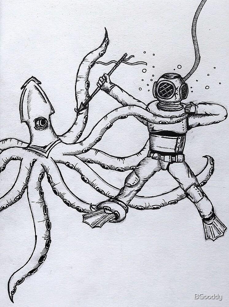 An unfortunate dive by BGooddy