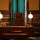 Judges Chambers by Samantha Dean