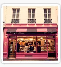 Paris Pink Patisserie  Sticker