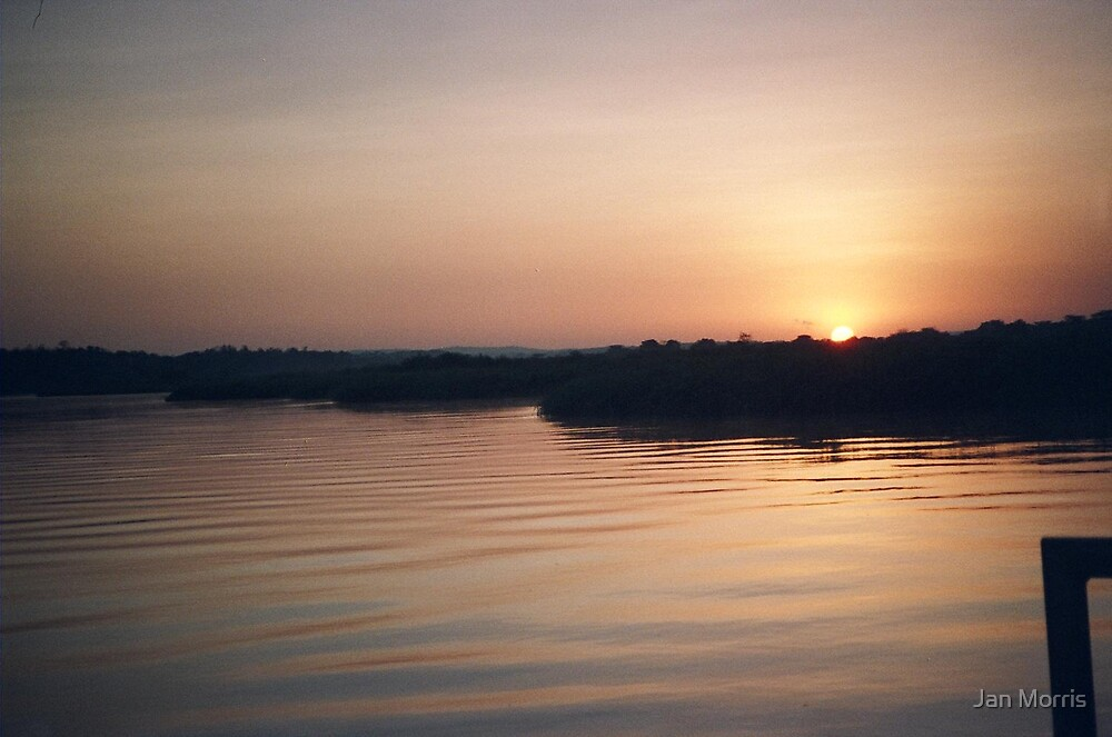 Sunrise on the Nile by Jan Morris