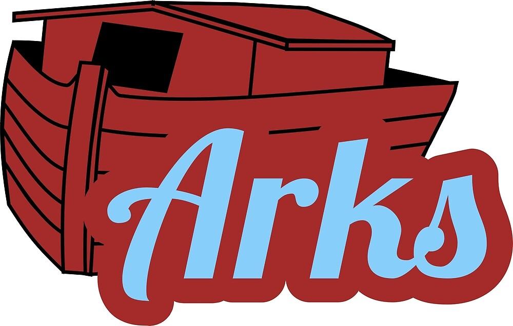 Ararat Arks T-Shirt by JasonTBrown