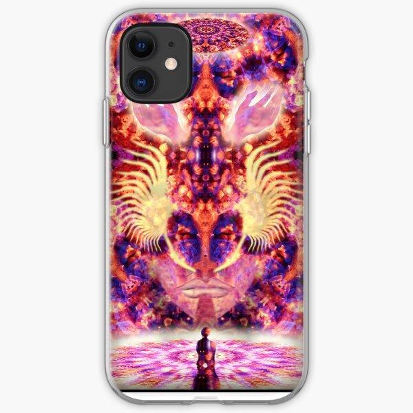 Ayahuasca Shaman iPhone Soft Case