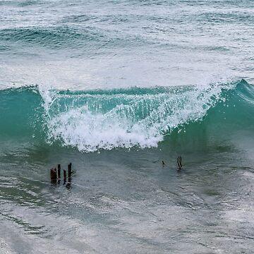 Waves Ahoy by LittleRedLens