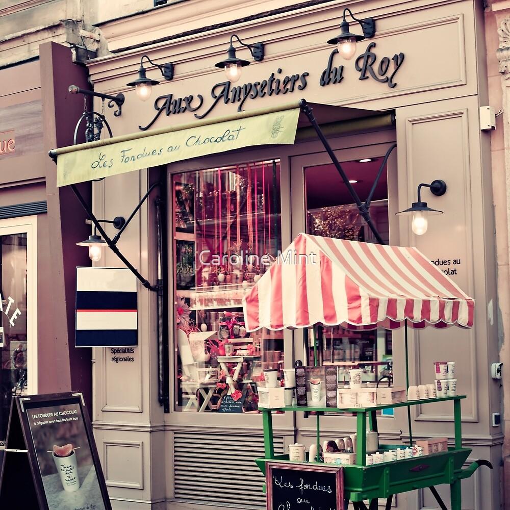 Paris Chocolaterie by Caroline Mint