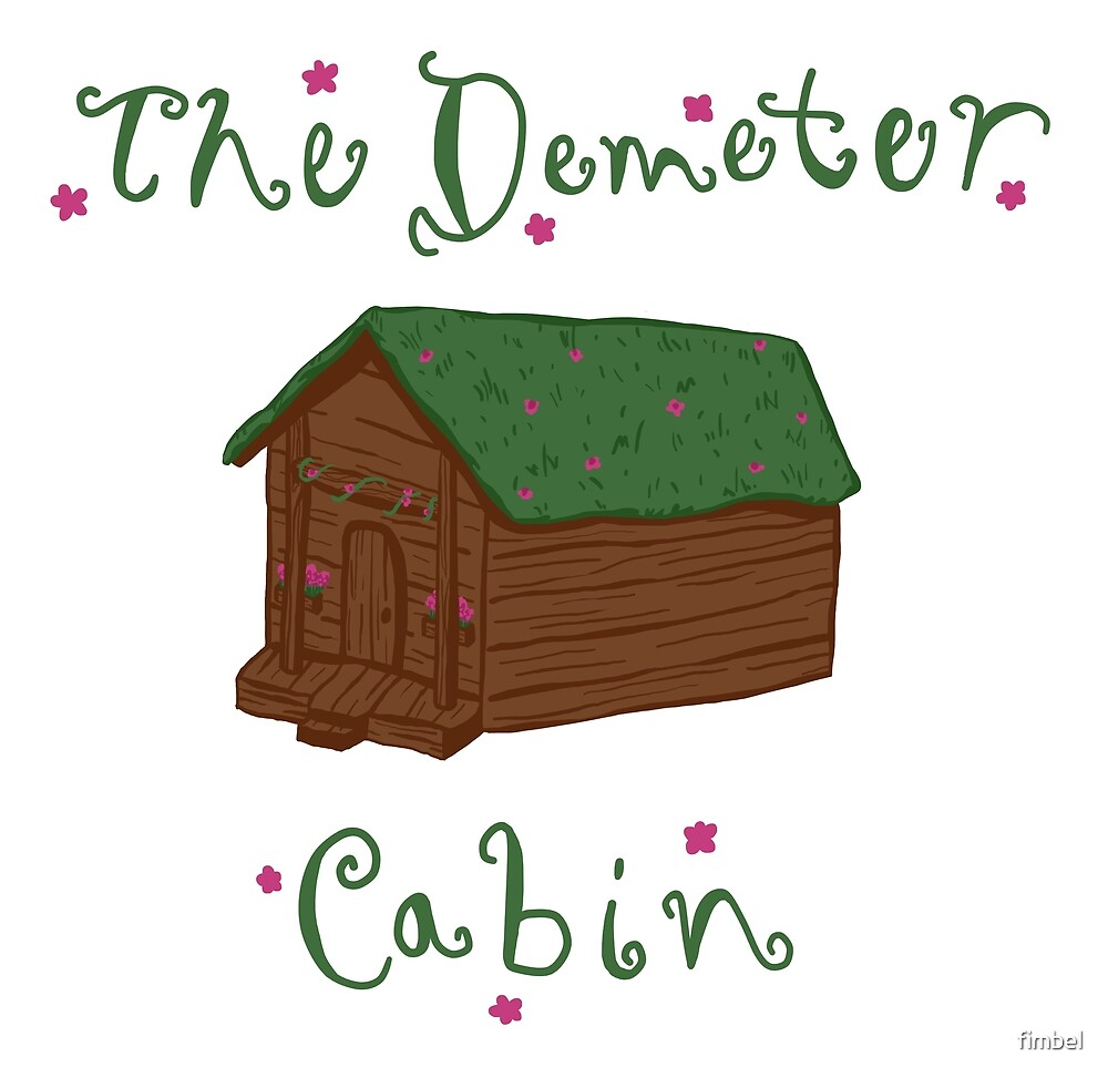 The Demeter Cabin by fimbel