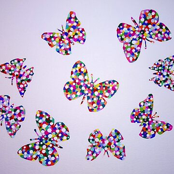 Abstract Butterflies 3 by brooke1312